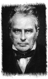 John Nelson Darby, one of the inventers of the Rapture theory