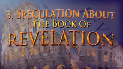 Speculation about the Book of Revelation