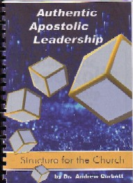 Authentic Apostolic Leadership