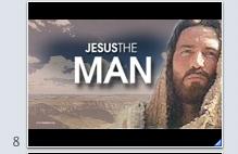 Jesus the man