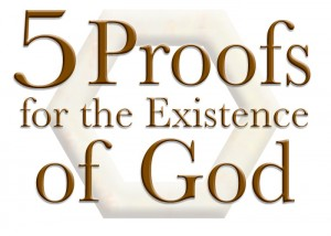 5 Proofs For The Existence of God