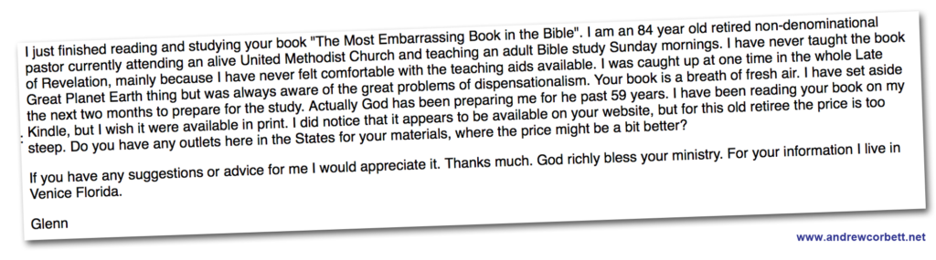 The most embarrassing book in the bible biblical thinking with dr one of the best if not the best explanation of the book of revelation ive ever read dr trevor chandler chairman emeritus of christian life churches fandeluxe Images