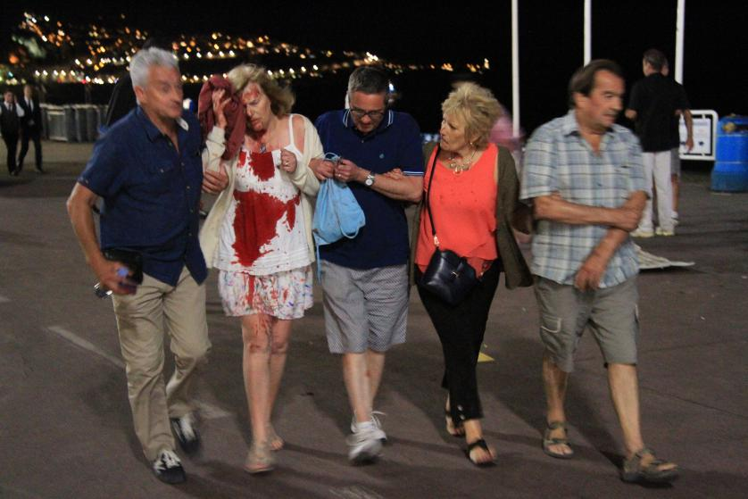 Victims of Nice Terrorism