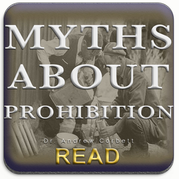 Prohibition Myths