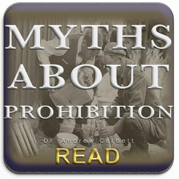 Prohibition Myths