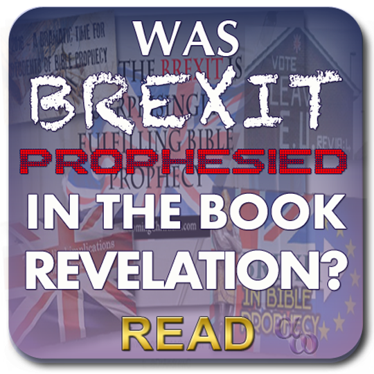 Brexit And Bible Prophecy