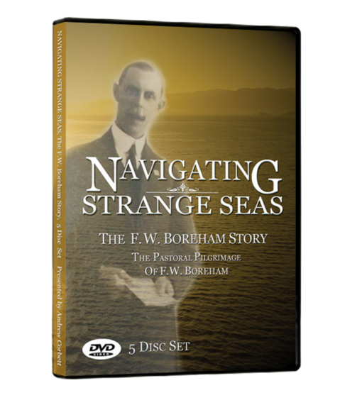 The Pastoral Pilgrimage of Dr. F.W. Boreham - 5 DVD Set