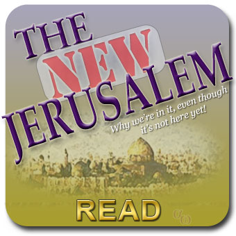 About The New (Heavenly) Jerusalem