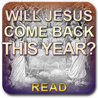 Will Jesus Come Back This Year?