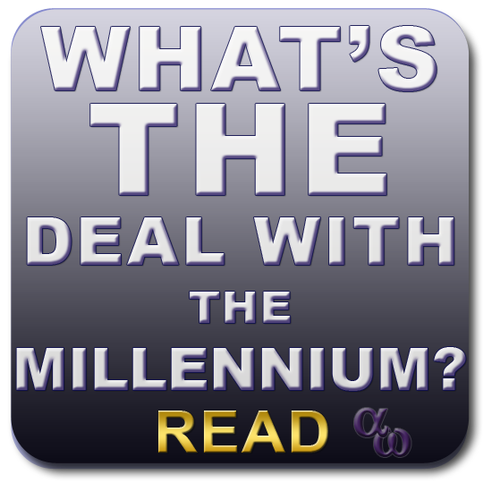 What's The Deal With The Millennium?