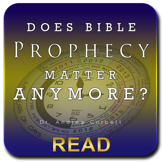 DOES BIBLE PROPHECY MATTER ANYMORE?