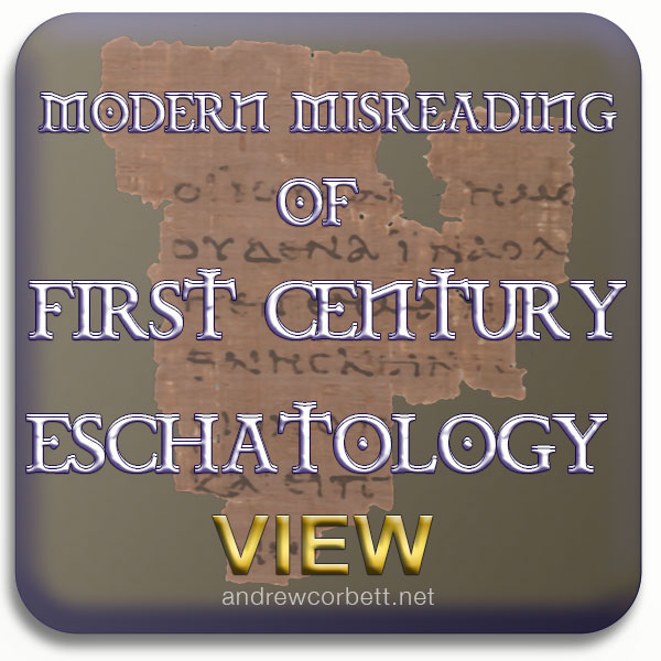 Eschatology In The First Century